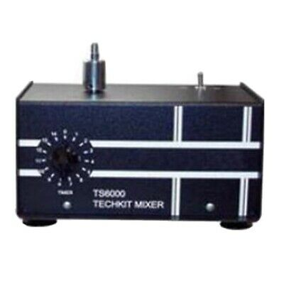 TechCon Systems TS6000 TechKit Manual Aerospace Sealant Mixer
