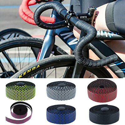 1 PC Cycling Bike Bicycle Cork Handlebar Handle Bar Tape Wrap Padded  FL