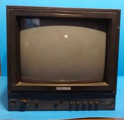 Panasonic Color Video Monitor Ct-1030Mc