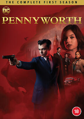 Pennyworth Season 1 (DVD) Jack Bannon, Ben Aldridge, Emma Paetz, Paloma Faith