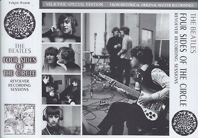 The Beatles / FOUR SIDES OF THE CIRCLE - REVOLVER recording sessions / 5CD