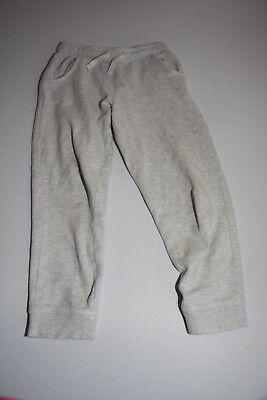 Next girls grey tracksuit bottoms - 8 years