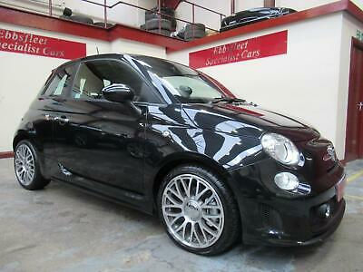 Abarth 500 1.4 Tjet 595  ***ONE OWNER***25000 MILES F/S/H***