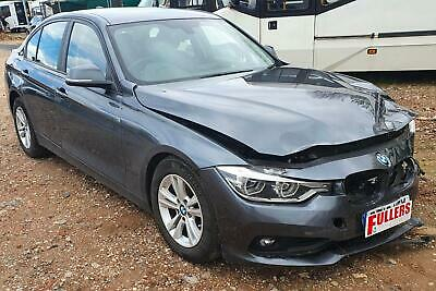 BMW 320 2.0TD 2018MY d ED Plus DAMAGED REPAIRABLE SALVAGE