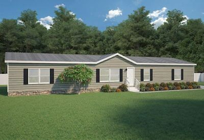 New TRU TRIUMPH Mobile Home 5BR/3BA 2001 sq ft FACTORY DIRECT-MISSISSIPPI