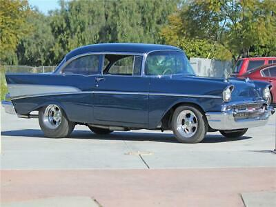 1957 Chevrolet Bel-Air 150 Bel Air 1957 Chevrolet Bel-Air 150 Bel Air 11,500 Miles    Automatic
