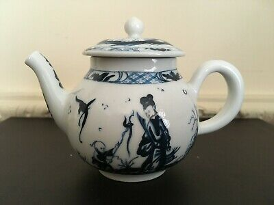 Franklin Mint/Victoria And Albert Museum Collector's Teapot - Worcester