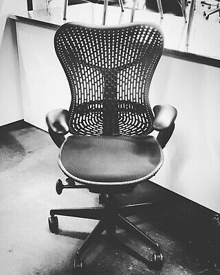 SALE No1 Herman Miller Posture Lumber Support Executive Office Chair RRP $1600