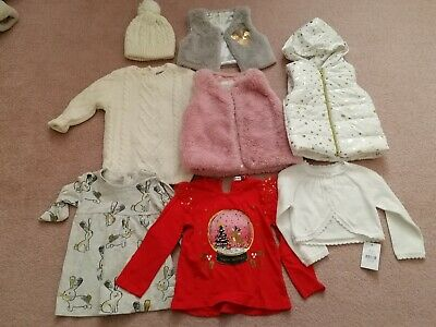9-12 Month Baby Girl Clothes Bundle