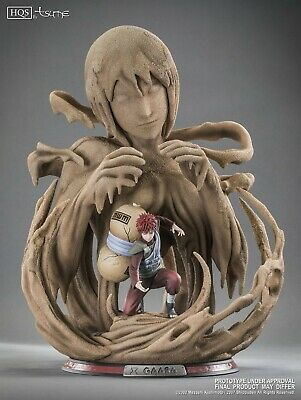 NARUTO SHIPPUDEN GAARA A FATHER'S HOPE, A MOTHER'S LOVE HQS Tsume PREORDER !!!