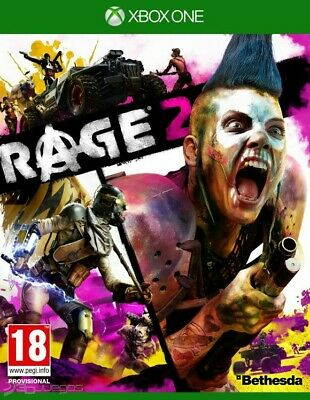 Rage 2 Xbox One (Leer descripcion)