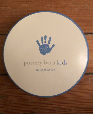 NIP Pottery Barn Kids Hand Print Kit