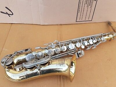 1989 SELMER BUNDY ALT / ALTO SAX / SAXOPHONE - made in USA