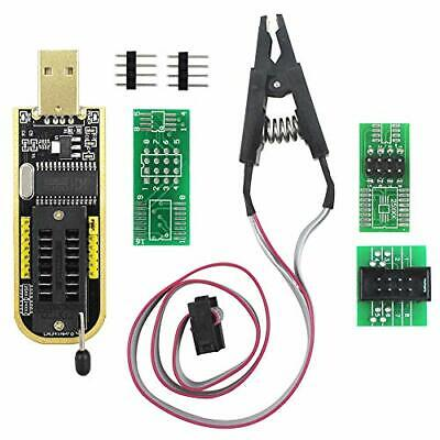 KeeYees SOP8 SOIC8 Test Clip for EEPROM 25CXX / 24CXX + CH341A 24 25 Series