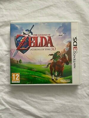 Zelda 3DS - Ocarina Of Time Nintendo
