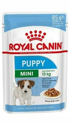 Royal Canin buste per cani umido puppy, adult, ageing, mini, medium, maxi