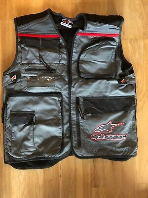 Genuine Alpinestars Pro Photo Vest