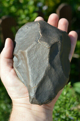 Early Man, Paleolithic hand AXE,120,000 to 700,000 yrs