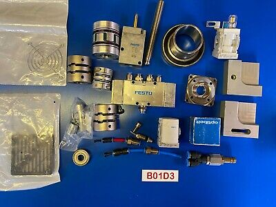 Job Lot of Festo air  Fittings  couplers etc . as pictures