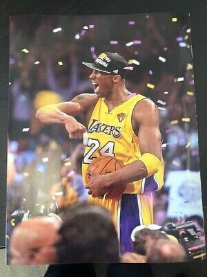 MINT COND!2020 NBA All-Star Game Sports Illustrated Limited Edition Kobe Tribute