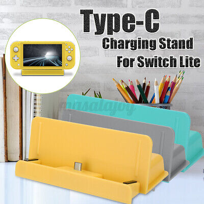 Type-C Fast Charger Charging Stand Holder Dock For Nintendo Switch Lite /