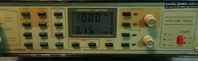 RACAL-DANA 9085 Signal Generator - calibrated
