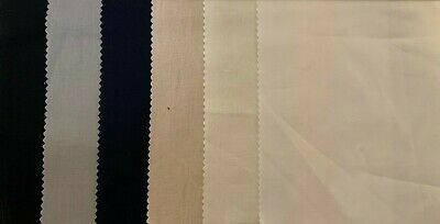 Cotton Poplin Fabric For NHS Scrubs & Face Masks - Oekotex Approved