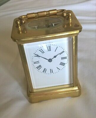 Antique French 8-Day ACC Carriage Clock – Working Order
