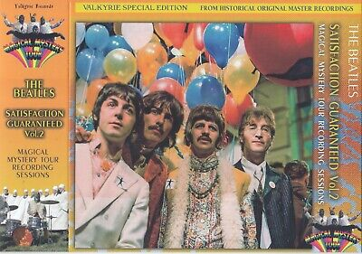 The Beatles / MAGICAL MYSTERY TOUR recording sessions Vol 2 / 5CD With Slipcase