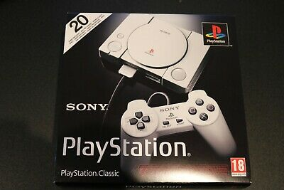 Sony Playstation Classic Mini console **Brand New & Sealed**