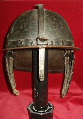16 -17 Century Polish Hungarian Wing Hussar Helmet German French Sword