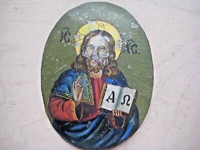 19th century Antique Russian Orthodox icon Россия