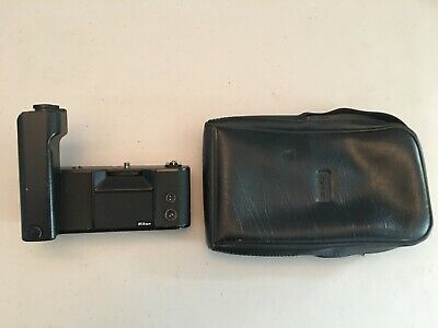 Nikon MD-4 Motor Drive for F3 Series. Made in Japan