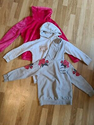 Girls Next Hoodies age 9-10 years