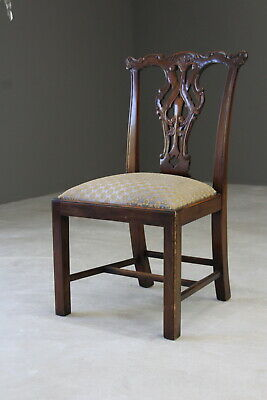 Chippendale Style Single Dining Chair