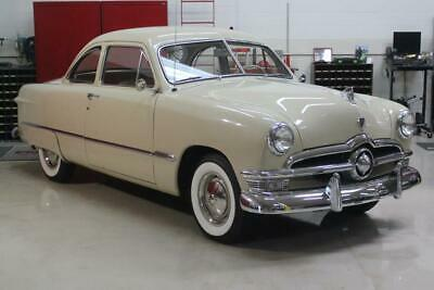 1950 Ford Other  1950 Ford Custom Deluxe  77,177 Miles Beige   Manual