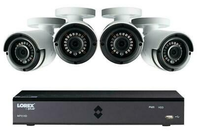 Lorex HD Security Camera System with Four 1080p Bullet Cameras - LHA414P