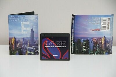 Oasis Standing On The Shoulder Of Giants Album MiniDisc MD Bare Disc & Inserts