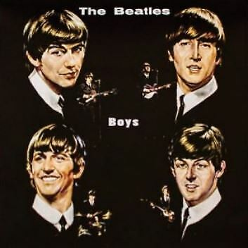 |2703943| The Beatles - Boys [LP x 1 Vinilo] Nuevo