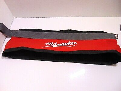 W x 8 in Milwaukee  0.25 in H Canvas  Multi-Size  Zippered Bag Assortment  1 p