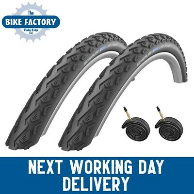 Schwalbe Land cruiser 26x1.75Tyres (Pair) - Tubes Option - FAST SHIPPING !