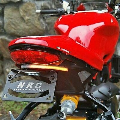 Ducati Monster 1200 R Fender Eliminator Set - New Rage Cycles 2016+