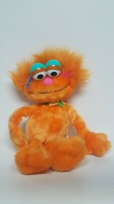 "Sesame Street ZOE Plush Stuffed Animal Toy 18"" Nanco 2003"