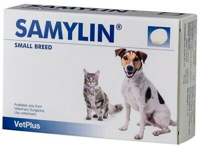 Samylin Small Breed 30 Tablets, Premium Seller, Fast Dispatch