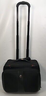 Swiss Gear Wenger PATRIOT Rolling Wheel Travel Laptop Bag Case Carry On Luggage