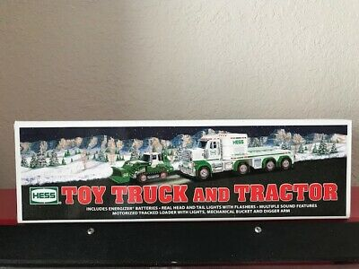 Hess 2013 Toy Truck And Tractor - Nib