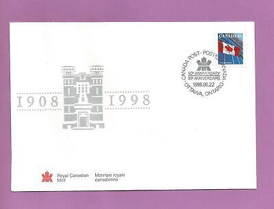 Canada special event cover S31 Canadian mint - coins