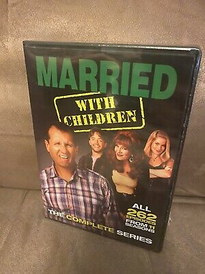 Married With Children Complete Series DVD Set 262 Episodes Brand New Sealed