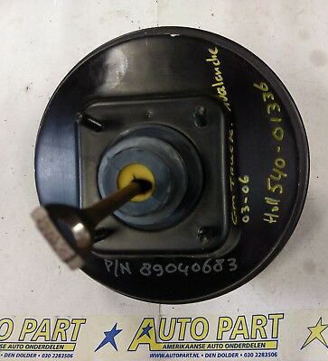 Chevrolet Silverado 2003-2007 NOS power brake booster