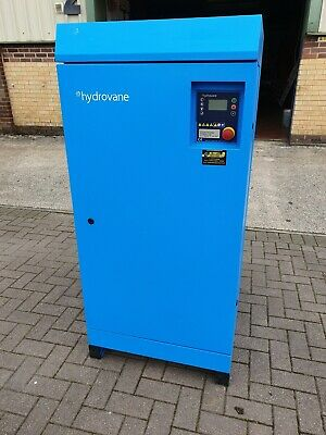 Compair Hydrovane Air Compressor V11 11kw  60cfm low hours